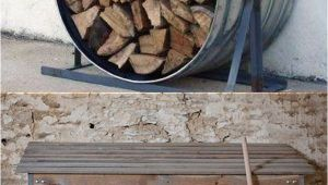 Diy Indoor Firewood Storage Rack 15 Amazing Firewood Rack Best Storage Ideas Diy Crafts