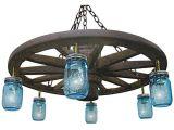 Diy Wagon Wheel Ceiling Fan 25 Best Wagon Wheel Chandelier Ideas On Pinterest Wagon