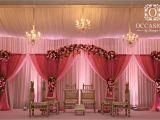 Diy Wedding Ceiling Drape Kits Pink Drapery and Floral Mandap Indian Wedding Mandaps Obsevents