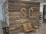 Diy Wood Pallet Picture Display Pallet Wall Office Renovation Upcycled Home Decor Pallet Walls