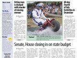 Dons Tire Abilene Ks Enumclaw Courier Herald July 01 2015 by sound Publishing issuu
