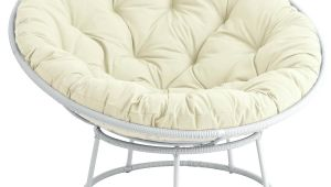 Double Papasan Chair Ikea 78 X 58 Oversized Double Papasan Cushion Tufted Microsuede Chair