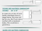 Eastern King Mattress Vs. California King Mattress Mattress Size Chart Single Double King or Queen What Do they