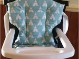 Eddie Bauer High Chair Cover Pattern Eddie Bauer Aqua Teepee High Chair Pads High Chair Cover