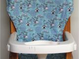 Eddie Bauer High Chair Replacement Cover Eddie Bauer High Chair Pad Replacement Cover Lavender Birds
