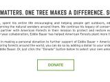 Eddie Bauer order Status Americanforests Eddie Bauer