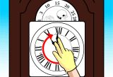 Emperor Grandfather Clock Won T Chime How to Wind A Grandfather Clock 10 Steps with Pictures