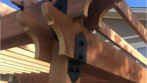 Exterior Structural Wood Brackets Choosing Decorative Metal Brackets for Wood Beams Weather Resistant