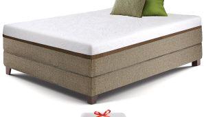 Extra Strong Bed Frame Amazon Com Live Sleep Ultra Queen Mattress Gel Memory Foam