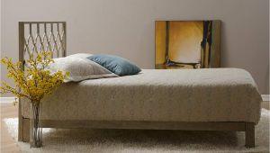 Extra Strong Metal Bed Frame Amazon Com Honeycomb Metal Headboard and Aura Gold Metal Platform