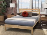 Extra Sturdy Queen Bed Frame Millwood Pines Georgia Platform Bed Reviews Wayfair