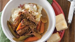 Eye Of Round Roast Recipes Paula Deen Garlicky Eye Of Round Paula Deen Magazine