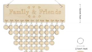 Family Birthday Board Diy Kit Detail Feedback Questions About Wooden Birthday Family Calendar Diy