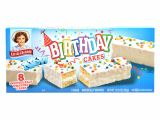 Family Birthday Board Kits Little Debbie Birthday Cakes Walmart Com