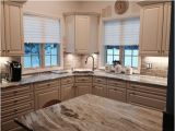 Fantasy Brown Granite Backsplash Ideas Fantasy Brown Tan Subway Tile Backsplash 2 Kitchychen