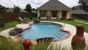 Fiberglass Pools Near Baton Rouge Traditional In Ground Pool I Love the Landscaping which Bo