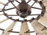 Fixer Upper Style Ceiling Fan 72 Quot Windmill Fan by Quorum International Farmhouse