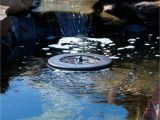 Floating solar Fountain Pump Pond Aerator Pond Boss solar Floating Pond Aerator