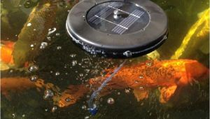 Floating solar Powered Fountain Pump Aerator Water Pond solar Powered Fish Koi Pond Water Oxygenator Pump Oxygen