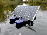 Floating solar Powered Pond Aerator Lobel solar Power System Lobel solar Low Voltage Dc Pond