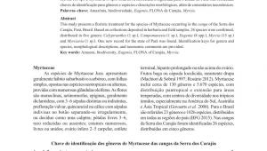 Floristerias Baratas En San Salvador Pdf A Conspectus Of Myrcia Sect Aulomyrcia Myrtaceae