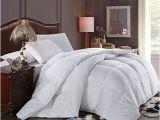 Fluffy Down Alternative Comforter Super Oversized soft and Fluffy Goose Down Alternative