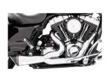 Freedom Heating and Cooling Amazon Com Freedom Hd00641 Exhaust Combat 2 1 Shorty Chrome with