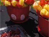 Fruit Tray Shaped Like Mickey Mouse Mickey Mouse Birthday Party Chai Mommas