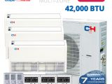 Fujitsu Halcyon Error Codes 42000 Btu 21 Seer 18 18 18 Tri 3 Zone Floor Ceiling Mini Split Air