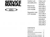 Fujitsu Halcyon Error Codes Fujitsu Service Manual Manualzz Com