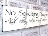 Funny No soliciting Signs for Homes Funny No soliciting Sign No solicitation Yard Art Front