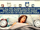 Funny Safety Moment Ideas Super Fun Pranks to Pull On Your Sister that Actually Work