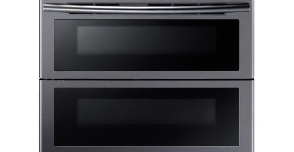 Ge Series 30 Pgs950 Samsung Ne58k9850ws 30 Flex Duo Slide In Electric Convection Range