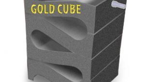 Gold Cube for Sale On Ebay Gold Cube 4 Stack Recovery System Concentrator Mining