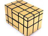 Gold Mirror Cube for Sale Rare Silver Custom 3×3 3x3x3 Fused Mirror Block Magic Cube