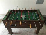 Goodtime Novelty Foosball Table Letgo Gibraltor Goodtime Novelty I In Oklahoma City Ok