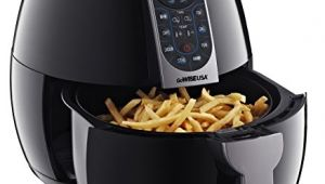 Gowise Usa 5.8 Qt. 8-in-1 Black Electric Air Fryer Gowise Usa Gw22638 8 In 1 Electric Air Fryer 2 0 Air