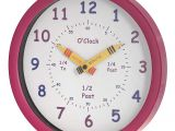 Grandfather Clock Won T Chime Amazon Com Unity Henley Children S Learn the Time Wall Clock 10