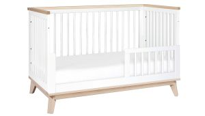 Half Crib that Connects to Bed Amazon Com Babyletto Scoot 3 In 1 Convertible Crib with toddler
