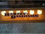 Harley Davidson Pool Table Light Retro Harley Davidson Pool Table Light Works Great