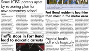 Harris Carpet Cleaning Stafford Va April 10 2013 fort Bend Community Newspaper for Sugar Land
