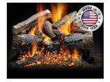 Heatmaster Vent Free Gas Logs Reviews Santa Fe Black Cherry Gas Log Set by Heatmaster