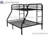 Heavy Duty Metal Twin Over Full Bunk Beds Heavy Duty Military School Home Adult Kids Twin Over Twin