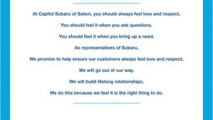 Helping Hands Salem oregon Hours Subaru Love Promise Begins with Capitol Subaru Of Salem In Salem or