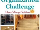 Home Storage solutions 101 Declutter Basement organization with Step by Step Instructions