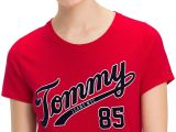 How to Check Cotton On Gift Card Balance tommy Jeans Tjw tommy 85 Tee