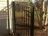 How to Install Chain Link Fence On Uneven Ground Decorative Metal Fence Installation Tips Installing Posts and