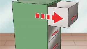 How to Pick the Lock On A Hon File Cabinet How to Pick and Open A Locked Filing Cabinet Wikihow