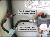 How to Turn Off Hot Water Heater Water Heater Shut Off Valve Location Water Get Free