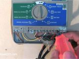 Hunter Pro C Sprinkler Controller Manual How to Install Wire A Sprinkler Controller Youtube